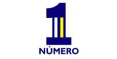 Número 1 Logotipo