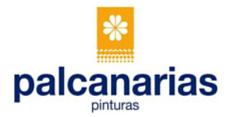 Alcanaria Pinturas Logotipo