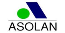 Asolan Logotipo